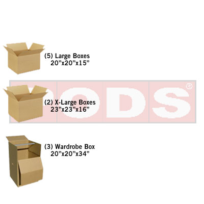 Wardrobe Box | Moving Box | Packing | Shipping | Storage