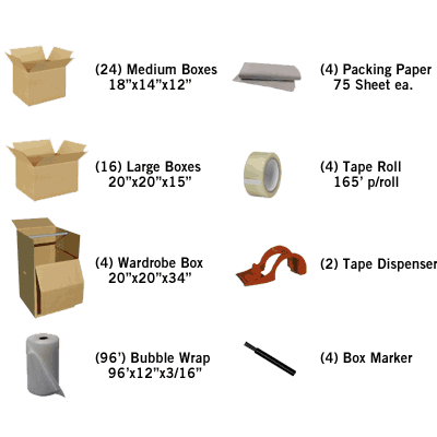 Wardrobe Box | Moving Box | Packing | Shipping | Storage