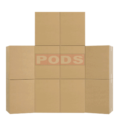 Kitchen Moving Boxes | Dish Boxes | Kitchen Boxes | PODS