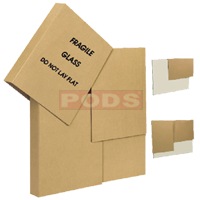 Picture Mirror Moving Boxes | Picture Boxes | PODS