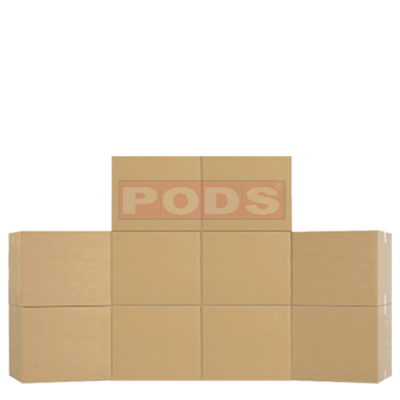 moving boxes x large moving boxes pods