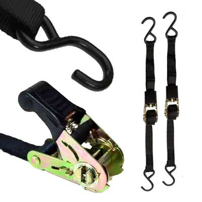 Ratchet Tie Down Straps | Tie Downs | PODS