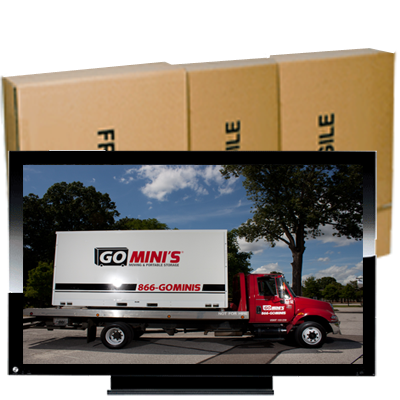 Flat Screen TV Boxes 56 to 70 inch screen
