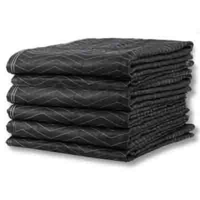 Moving Blankets 45 lbs. - 6 | Moving Pads | Furniture Blankets